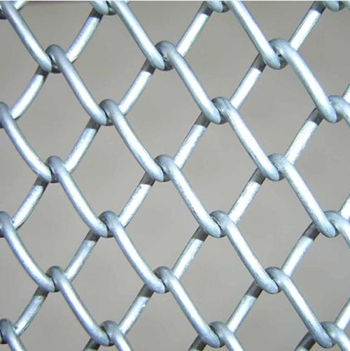 Chain Link Fence For Mountain Protection Fence