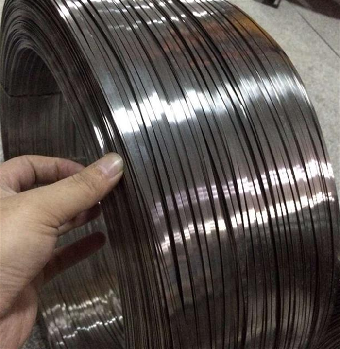 0.6MMX2.8MM SS304 Flat Steel Wire For Magic Ring