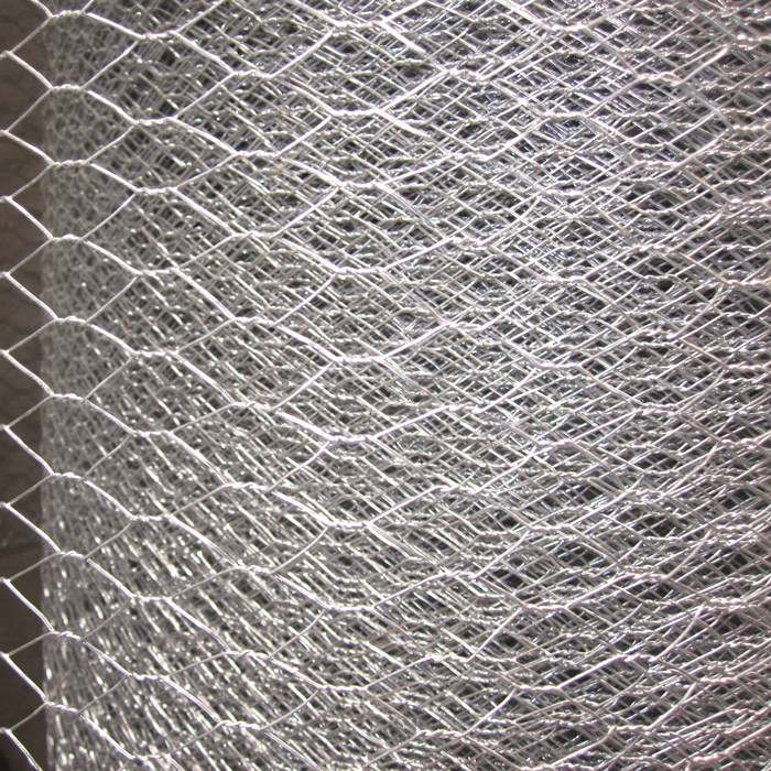 "1"" Galvanized Hexagonal Chicken Wire Mesh"