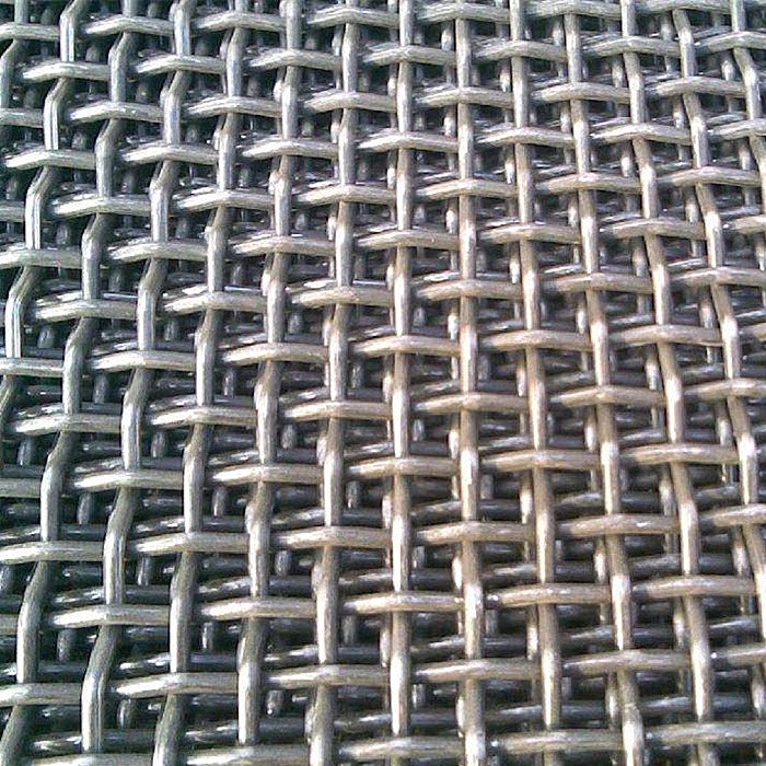Crimped Wire Mesh For Stone Quarry Featured Image