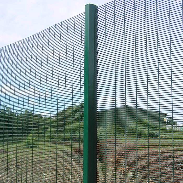 358 welded Mesh Security Skermjen