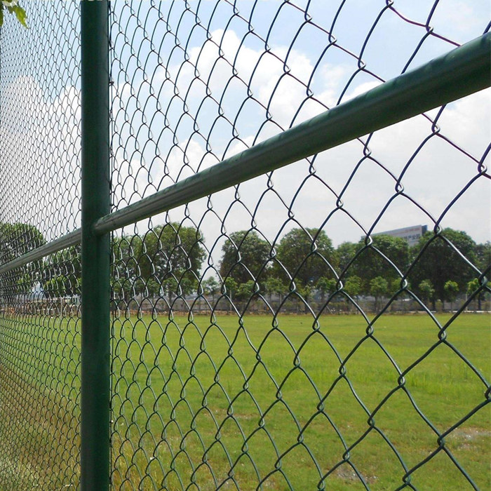 Sport Fence-High Quality PVC kaetud Chain Link Fence