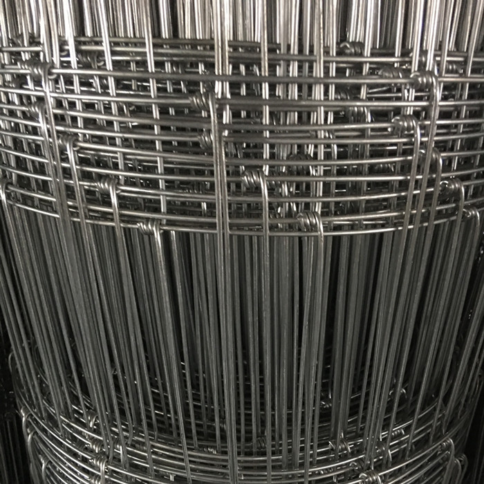 Hot Dipped Galvanized Woven Wire Deer Fence