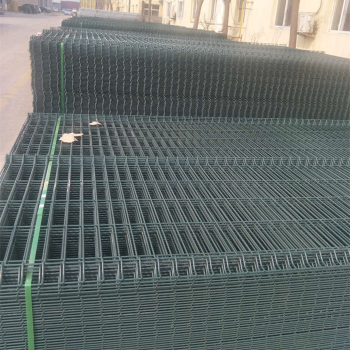 Welded Wire Mesh Security Fence
