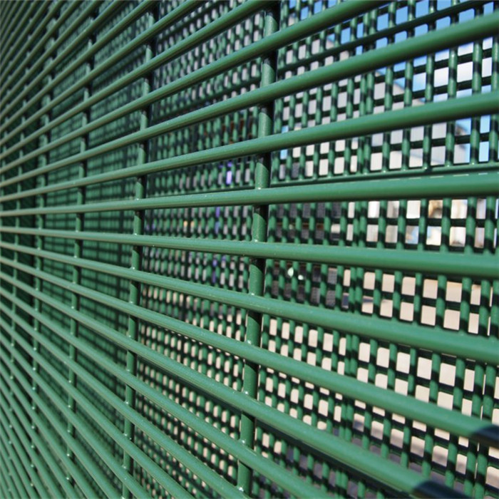 Efuefu Coated 358 Security Fencing