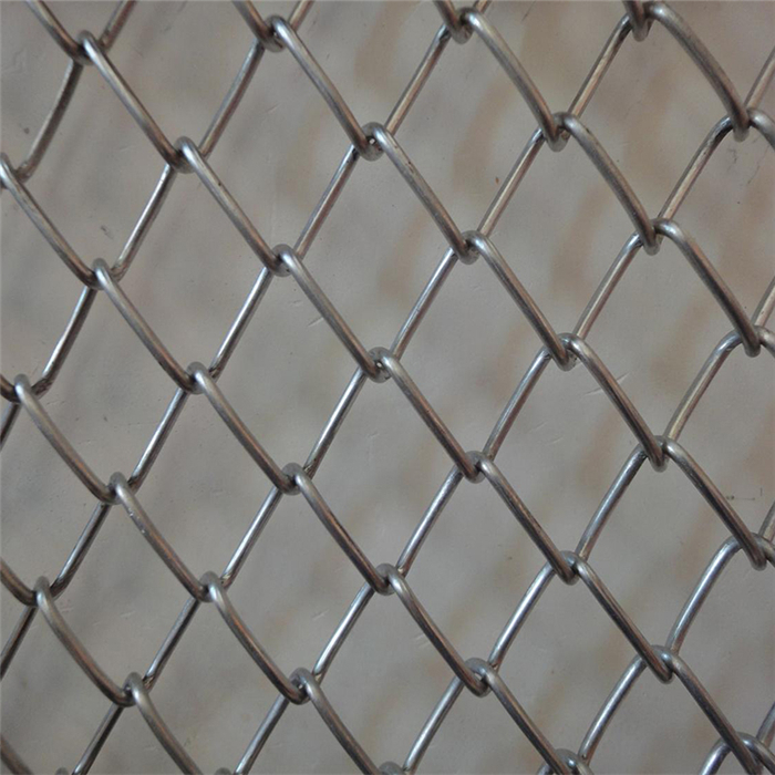 Calidum-dep galvanized Chain Link Fence
