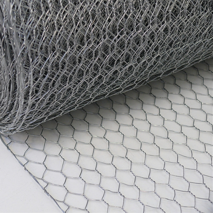 Galvanized Hexagonal Wire Mesh For Making Fence