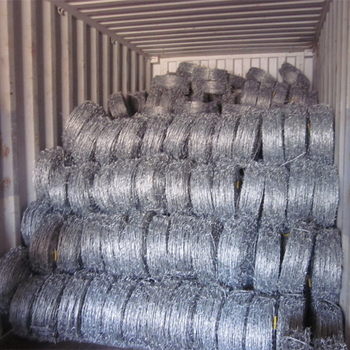 High Tensile Barbed Wire Double Strand Type