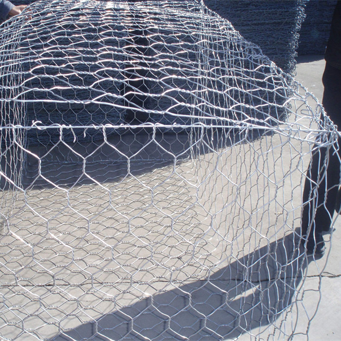 Stone Cage-Hot Dipped Galvanized Gabion Box