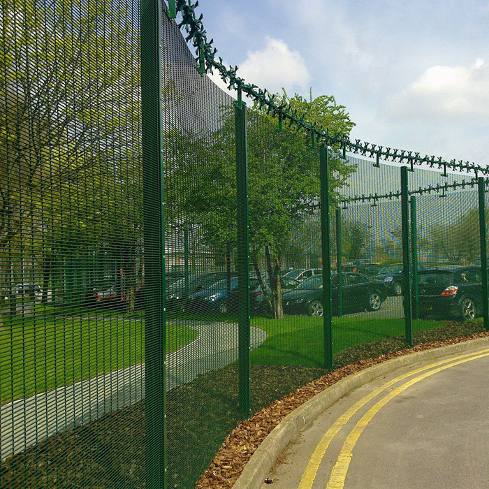 358 High Security Wire Mesh Fencing