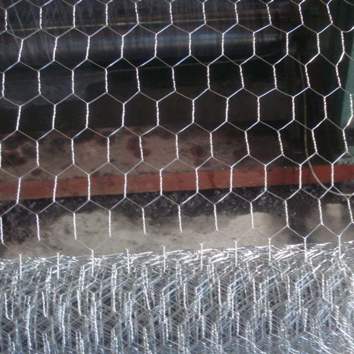Factory wholesale Galvanized Mesh Gabion -