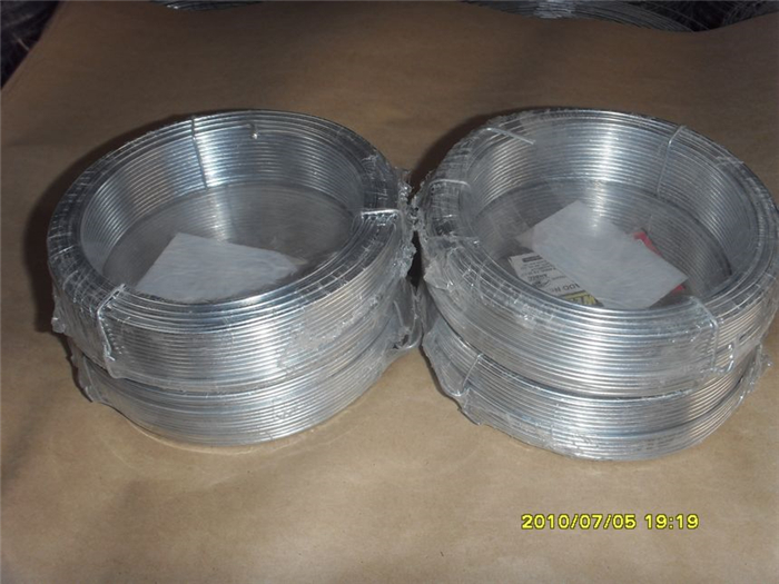 Small Packing 1Kgs/Coil Galvanized Iron Wire