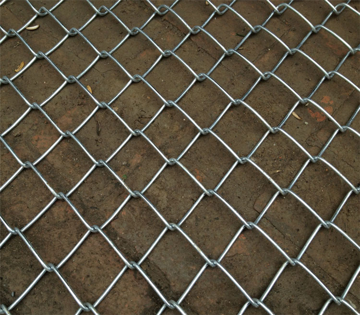 "1"" Mesh Hot Dipped Galvanized Chain Link Fence Featured Image"