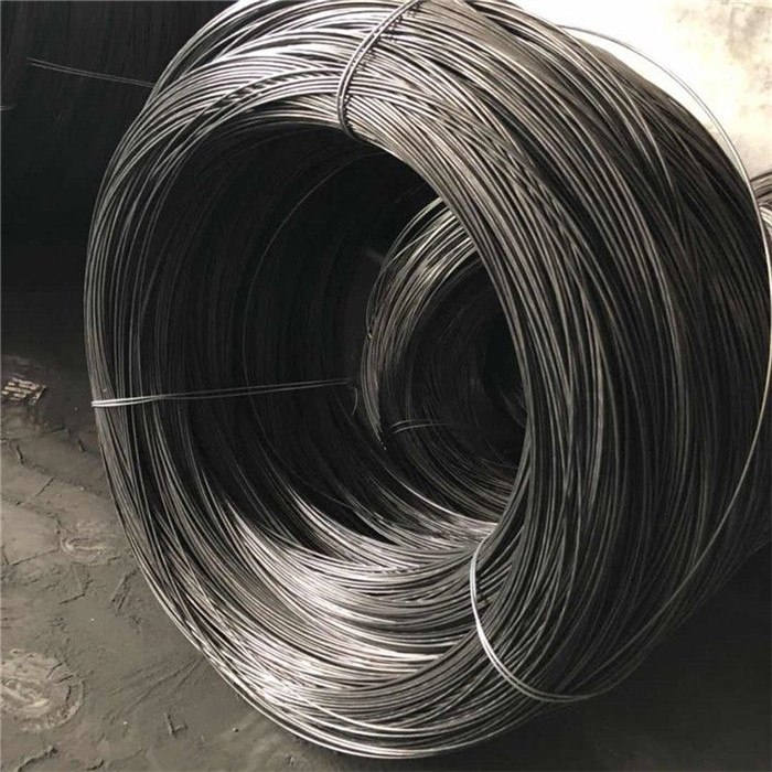 Wire Cruach annealed / Galvanized Iarann ​​Wire
