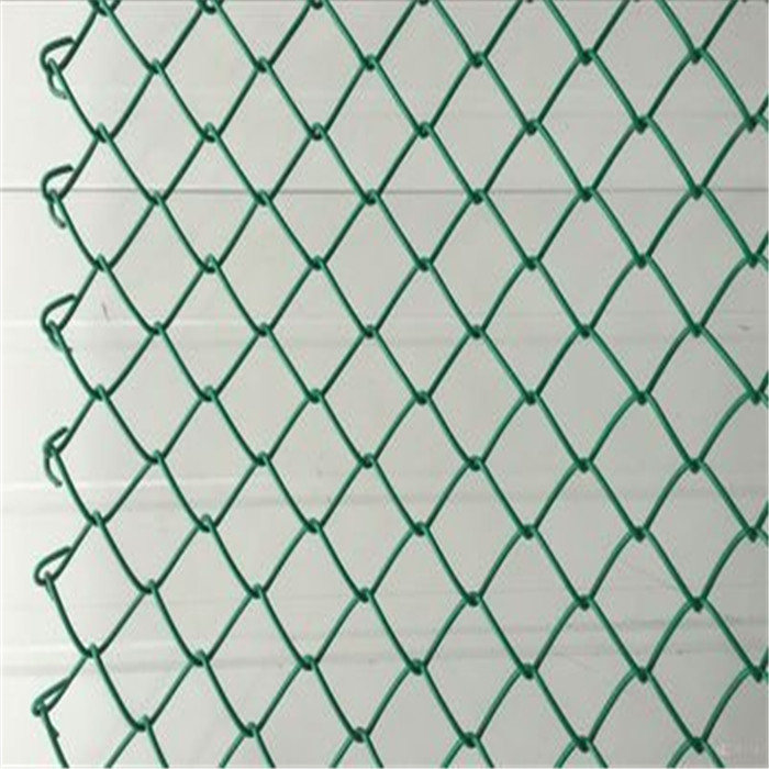 High Quality PVC Coted Chain Link Fence