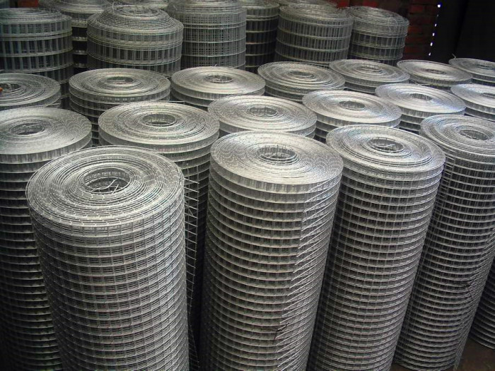 1/2 Welded Wire Mesh