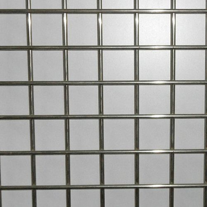 Stainless Steel Welded Wire Mesh Panels