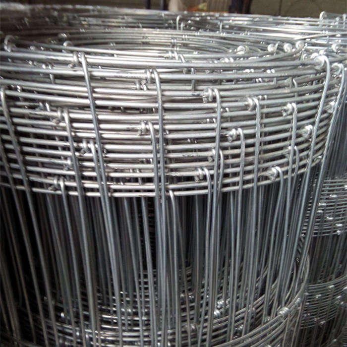 Hot Dipped Galvanized Field Farm Fence