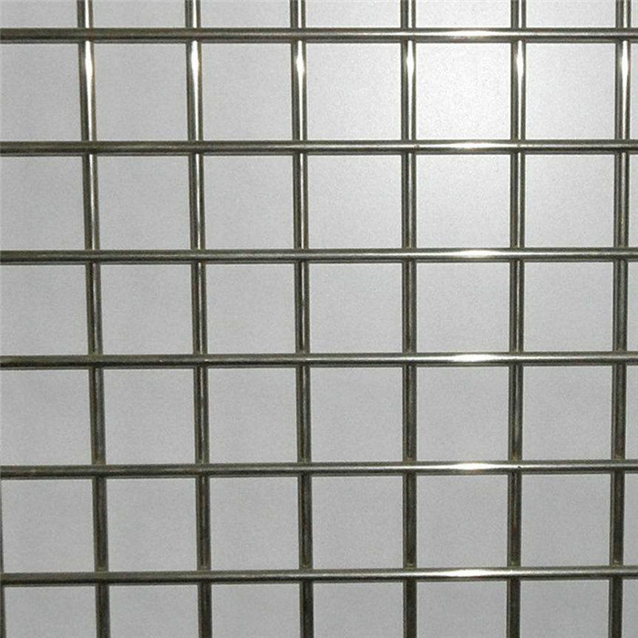 304/316 Welded Wire Aliquam Steel Mesh Panel