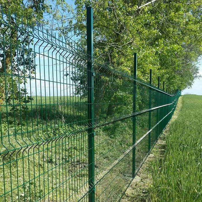 China OEM Welded Wire Mesh Pvc Coated -