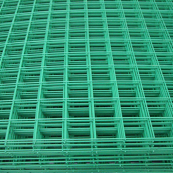 PVC coated filum mesh panels