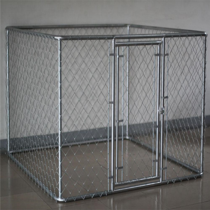 Chain Link Fence Galavnized 2mm