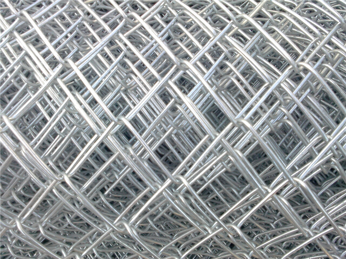 "1"" Mesh Hot Dipped Galvanized Chain Link Fence"