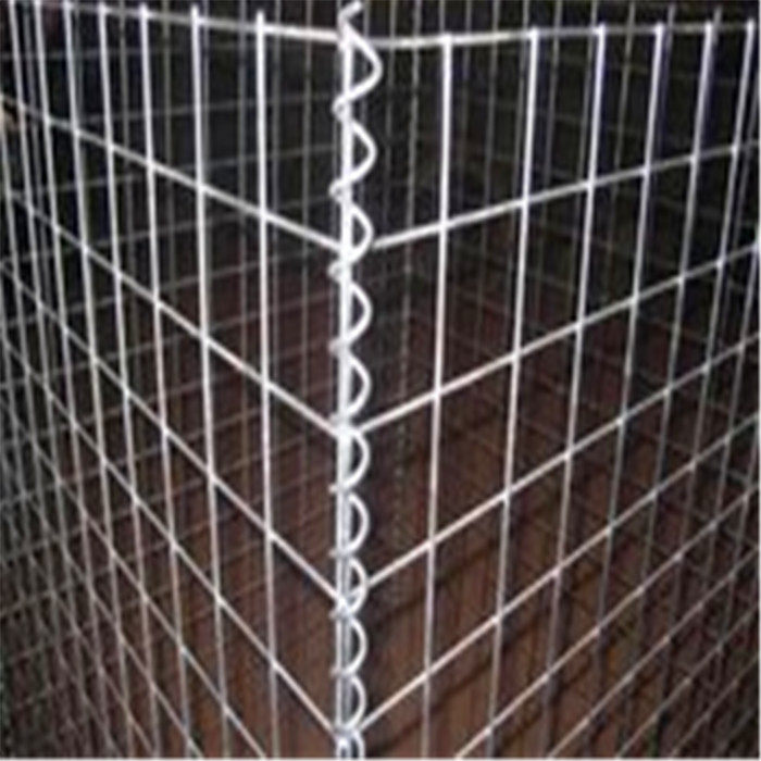 2.7mm Galvanized Gabin Mesh For Riverside Protection
