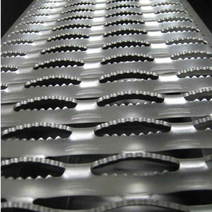 Safety tenaci Strut metalla Grating