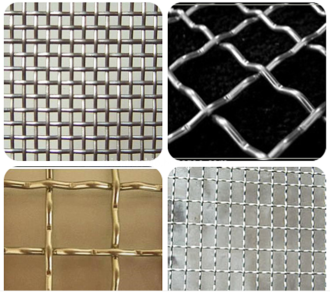 Crimped Wire Mesh For Coal And Mining Industry