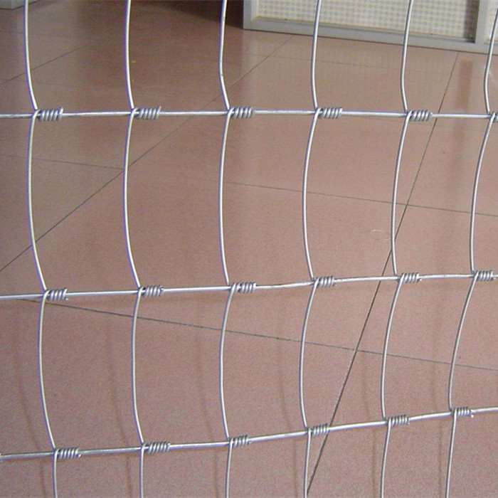 Hinge Joint Knot Field Fence