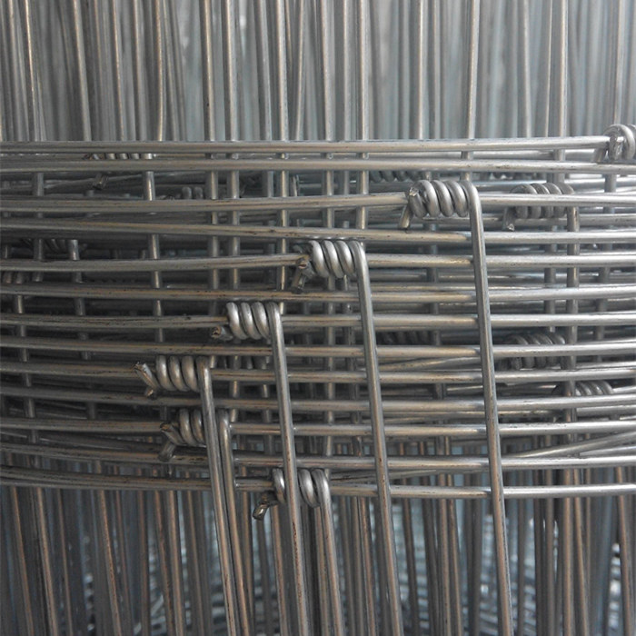 Hot-dip Galvanized Woven Field Fence Featured Image