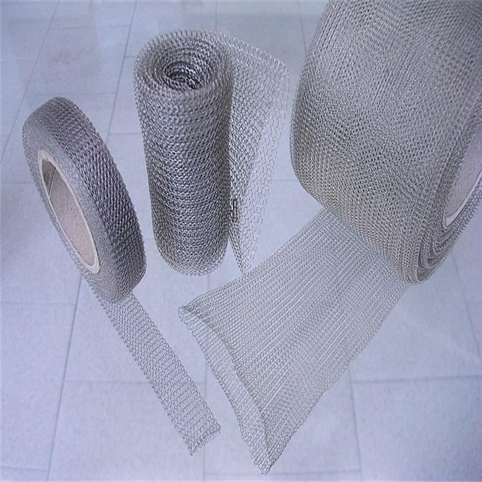 Titanium/PE/PTFE Gas Liquid Filter Mesh