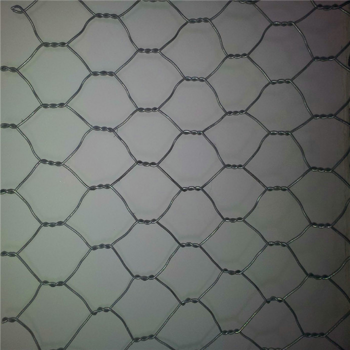 PVC Coted Hexagonal Wire Mesh For Farm