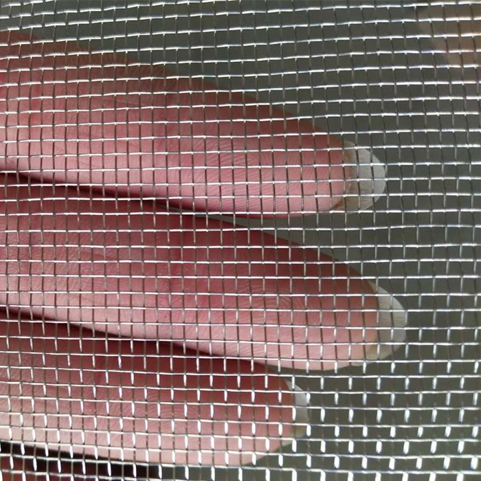 Plain Weave Aluminum Wire Mesh For Insect Screen