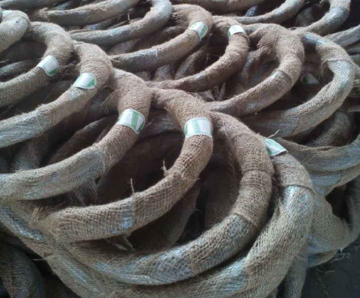 Steel Wire Ngenduku-lashukumisa Iron Wire