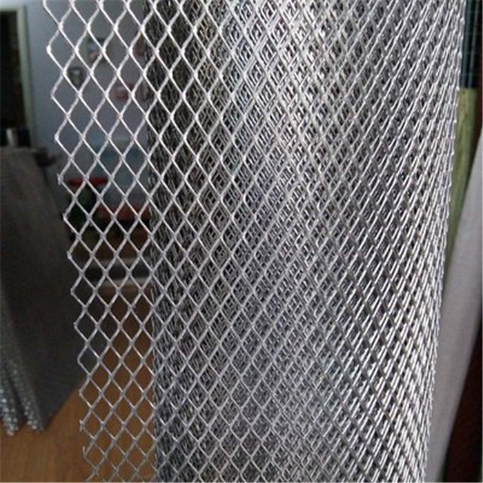 Stainless Steel Expanded Metal Mesh For Window Protection