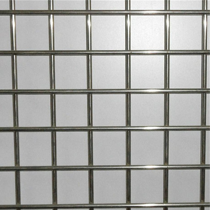 Square Hole Stainless Steel Welded Wire Mesh