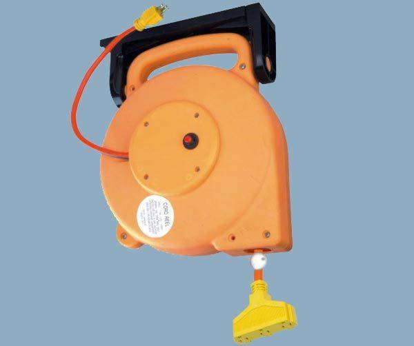 Auto Shrink Cable Reel