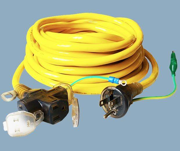 Good quality I Sheng Power Cord -