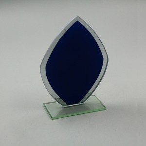 Best selling business souvenir ECONOMICAL TROPHY