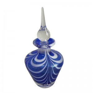 China best quality glass perfume bottle for sale