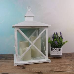 Led Candle Lantern Outdoor Wedding Plastic Lantern
