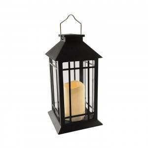 Outdoor hanging solar garden lantern led solar plastic table lantern