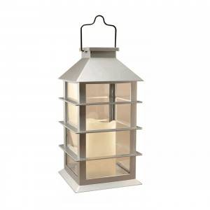 High Quality Outdoor lawn decoration hanging LED solar garden lamp lantern