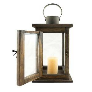 Special Decorative Antique wedding gift wood candle lantern