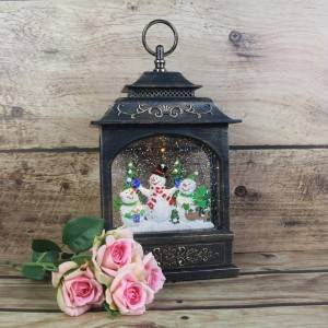 2020 Wholesale Christmas gift square lamp electric oil lamp