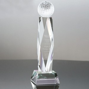 China Supplier Luxury Champions Crystal Trophy For Sale CT841462