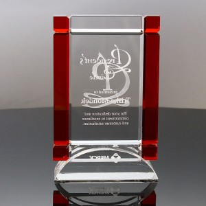 Manufacture Awards Crystal Trophy For Festival Film Souvenirs  CT841474