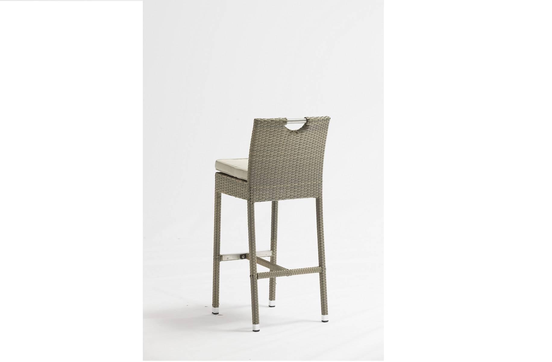 China Outdoor Furniture Almansa Bar Chair Stackable Factory